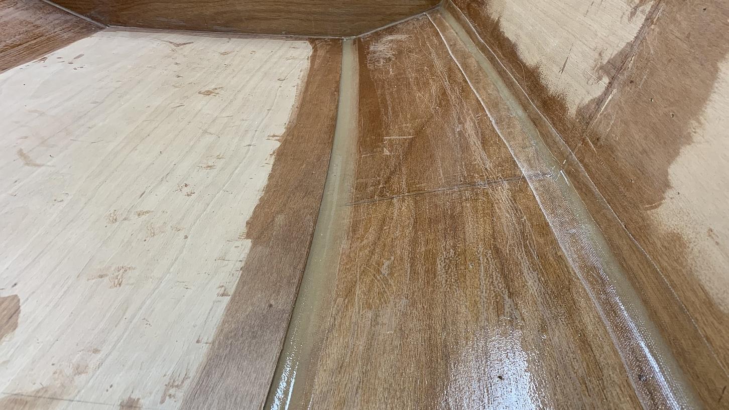 Installing the Floorboard